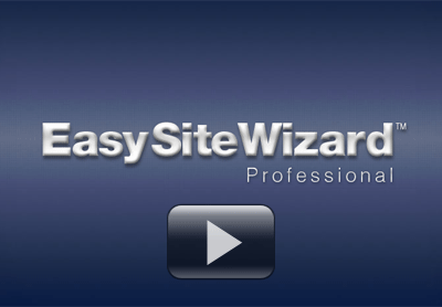 View our EasySiteWizard Professional Demo